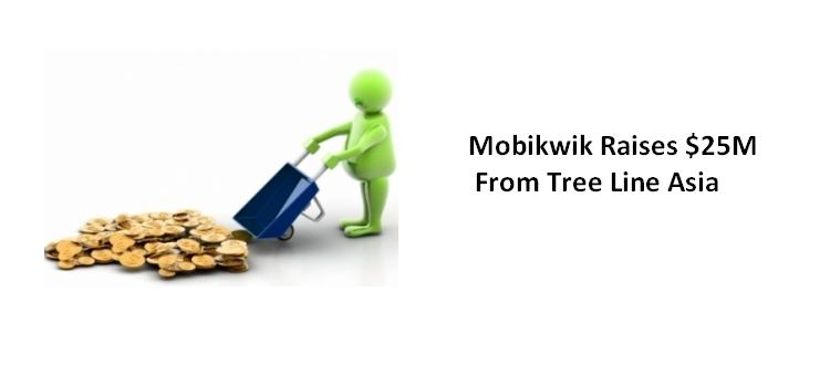 Mobikwik Raises $25M Investment in Series B Funding Round