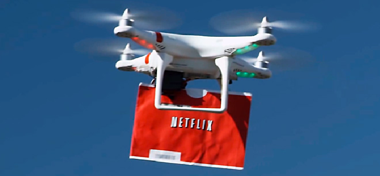 Glimpse of the future: Drone Advertising